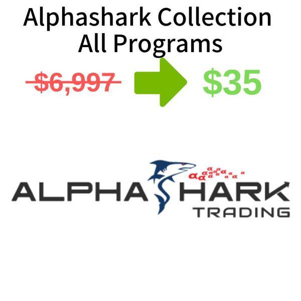 Alphashark Collection - All Programs FREE DOWNLOAD
