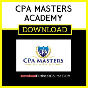 Cpa Masters Academy FREE DOWNLOAD