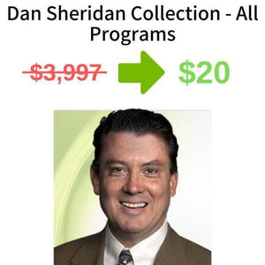 Dan Sheridan Collection - All Programs FREE DOWNLOAD