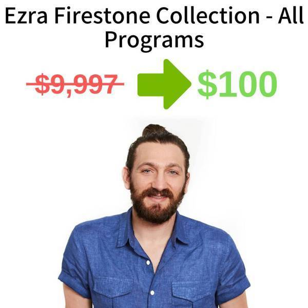 Ezra Firestone Collection - All Programs FREE DOWNLOAD