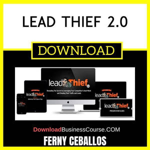 Ferny Ceballos Lead Thief 2.0 FREE DOWNLOAD