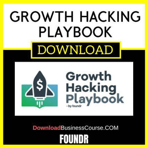Foundr Growth Hacking Playbook FREE DOWNLOAD