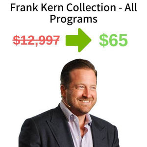 Frank Kern Collection - All Programs FREE DOWNLOAD