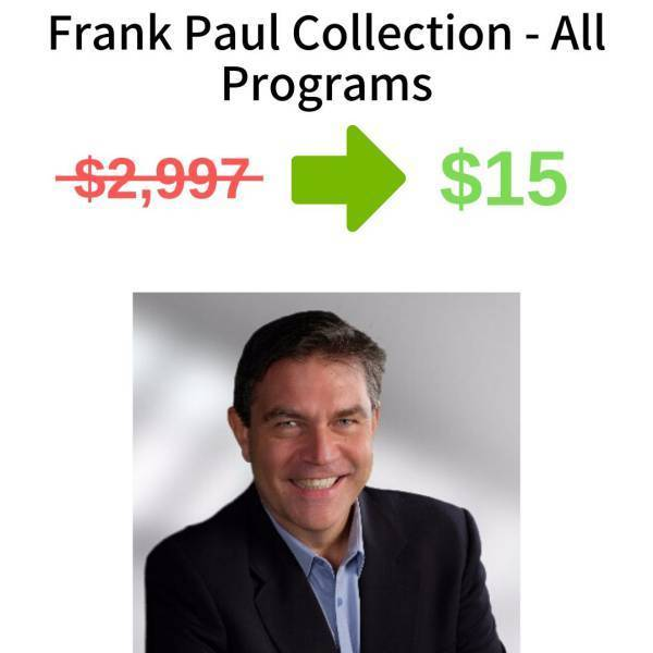 Frank Paul Collection - All Programs FREE DOWNLOAD