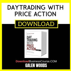 Galen Woods Daytrading With Price Action FREE DOWNLOAD