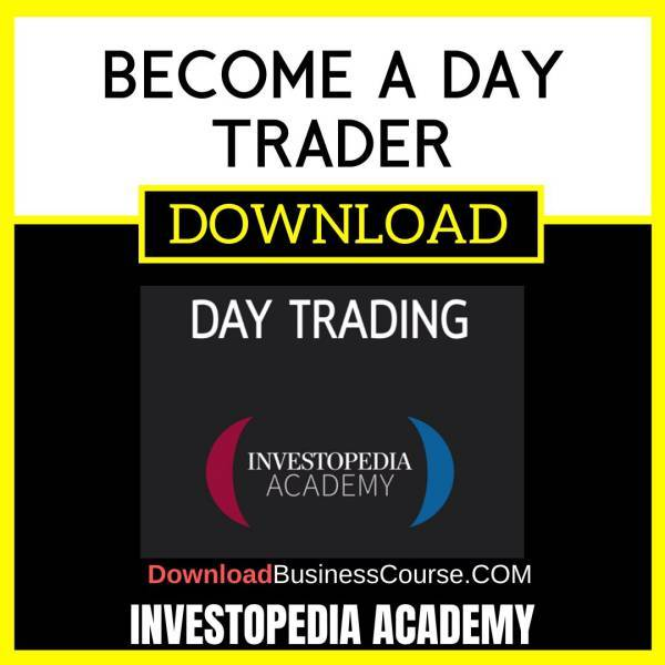 Investopedia Academy Become A Day Trader FREE DOWNLOAD