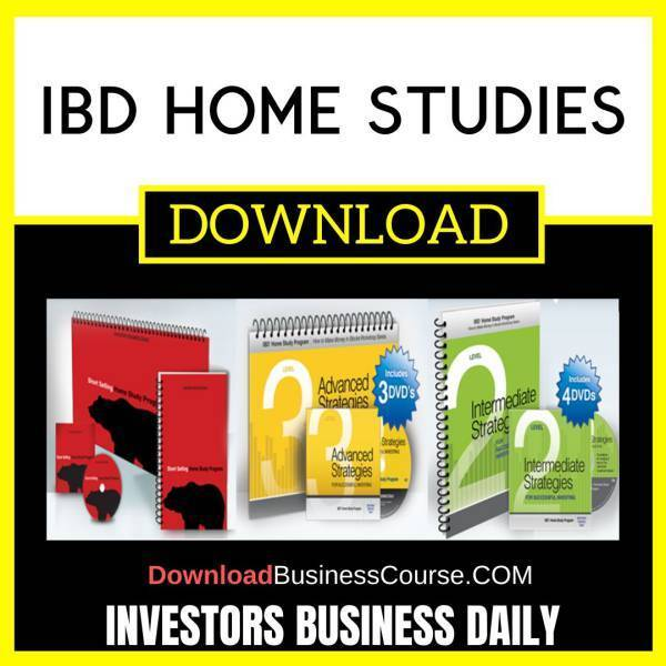 Investors Business Daily Ibd Home Studies FREE DOWNLOAD