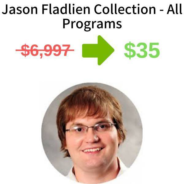 Jason Fladlien Collection - All Programs FREE DOWNLOAD