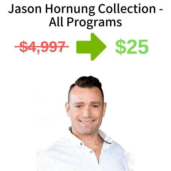 Jason Hornung Collection - All Programs FREE DOWNLOAD