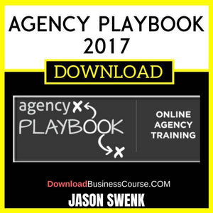 Jason Swenk Agency Playbook 2017 FREE DOWNLOAD