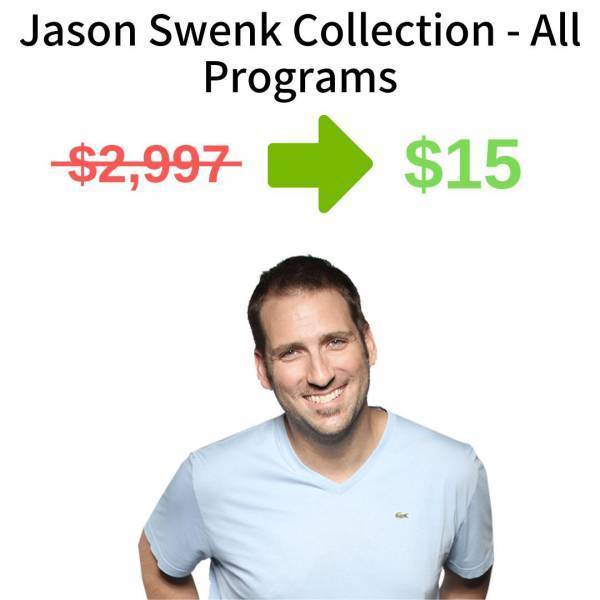 Jason Swenk Collection - All Programs FREE DOWNLOAD