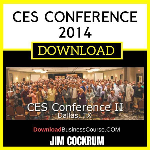 Jim Cockrum Ces Conference 2014 FREE DOWNLOAD