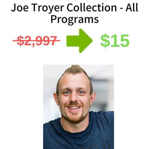 Joe Troyer Collection - All Programs FREE DOWNLOAD
