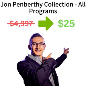 Jon Penberthy Collection - All Programs FREE DOWNLOAD