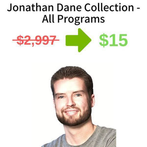 Jonathan Dane Collection - All Programs FREE DOWNLOAD