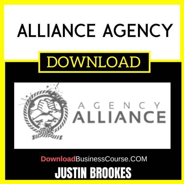 Justin Brookes Alliance Agency FREE DOWNLOAD