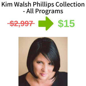 Kim Walsh Phillips Collection - All Programs FREE DOWNLOAD
