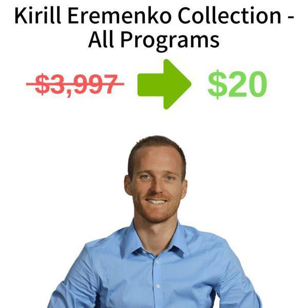 Kirill Eremenko Collection - All Programs FREE DOWNLOAD