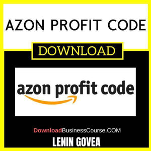 Lenin Govea Azon Profit Code FREE DOWNLOAD