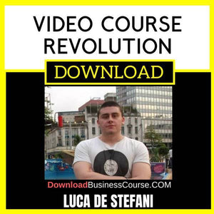 Luca De Stefani Video Course Revolution FREE DOWNLOAD
