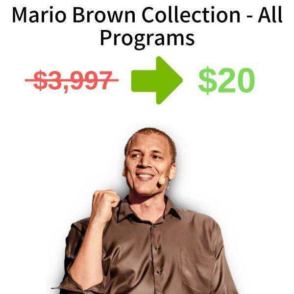 Mario Brown Collection - All Programs FREE DOWNLOAD
