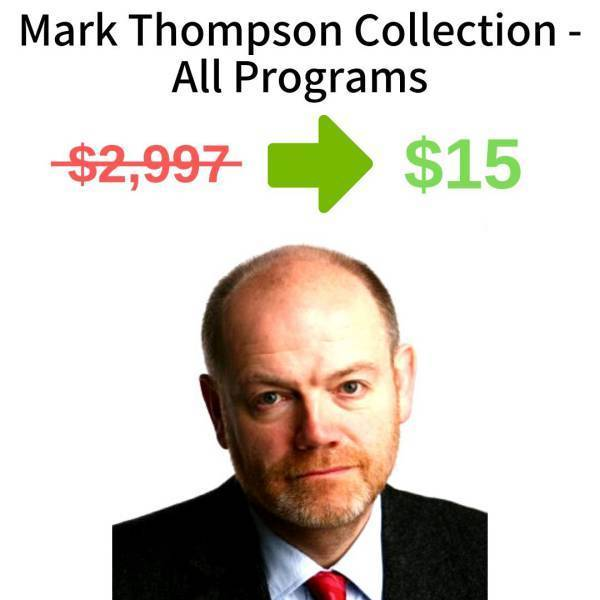 Mark Thompson Collection - All Programs FREE DOWNLOAD