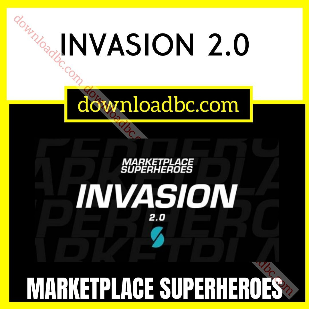Marketplace Superheroes Invasion 2.0 free download