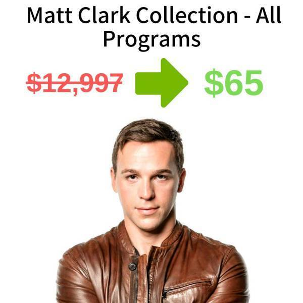 Matt Clark Collection - All Programs FREE DOWNLOAD