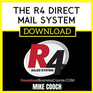 Mike Cooch The R4 Direct Mail System FREE DOWNLOAD