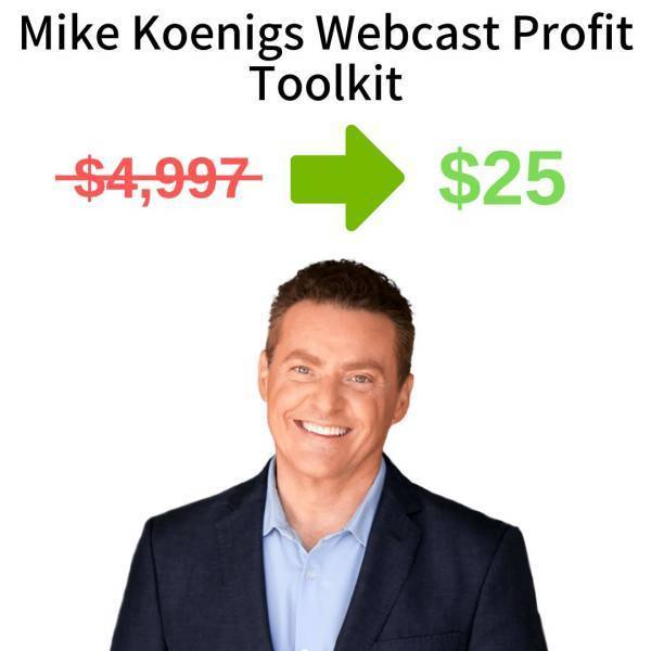Mike Koenigs Collection - All Programs FREE DOWNLOAD