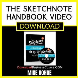 Mike Rohde The Sketchnote Handbook Video FREE DOWNLOAD