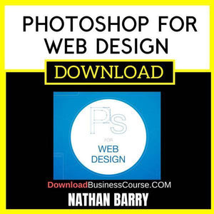 Nathan Barry Photoshop For Web Design FREE DOWNLOAD
