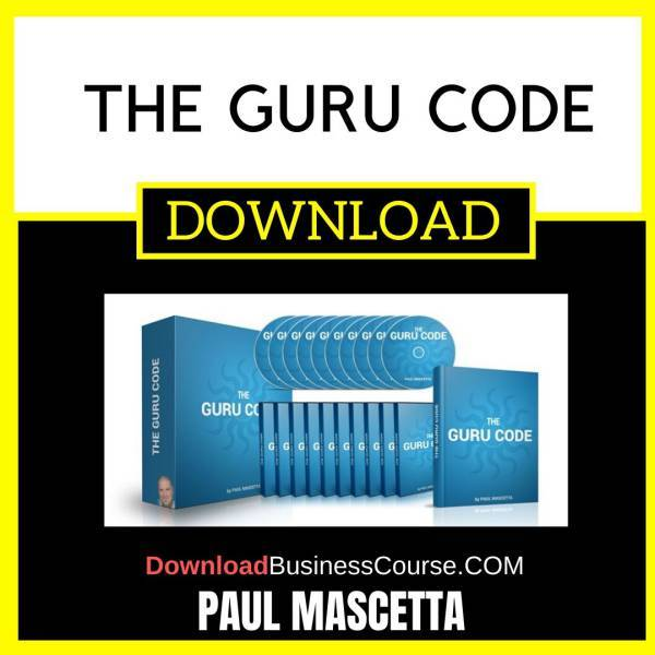 Paul Mascetta The Guru Code FREE DOWNLOAD