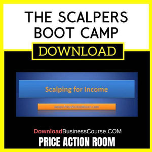 Price Action Room The Scalpers Boot Camp FREE DOWNLOAD