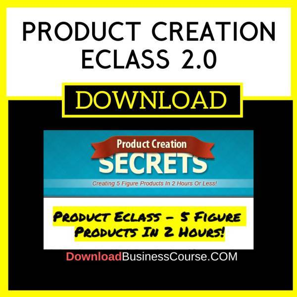 Product Creation Eclass 2.0 FREE DOWNLOAD