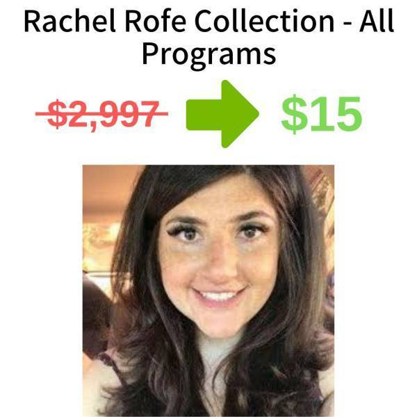 Rachel Rofe Collection - All Programs FREE DOWNLOAD