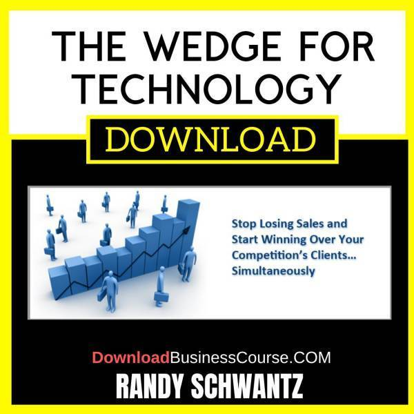Randy Schwantz The Wedge For Technology FREE DOWNLOAD