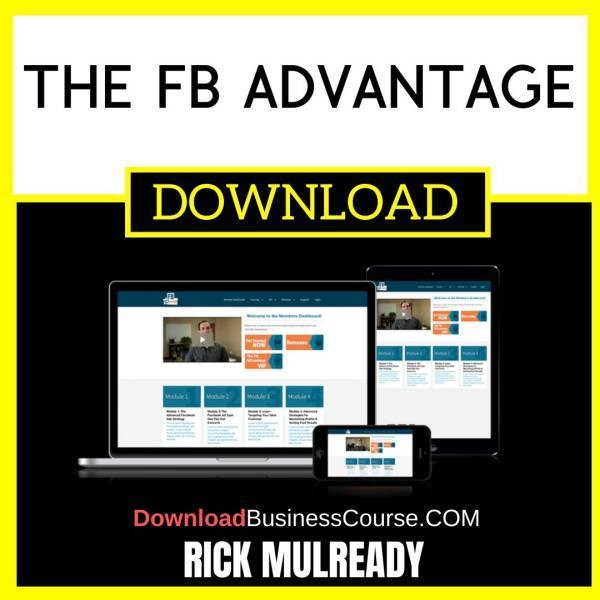 Rick Mulready The Fb Advantage FREE DOWNLOAD