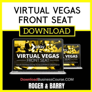 Roger And Barry Virtual Vegas Front Seat FREE DOWNLOAD
