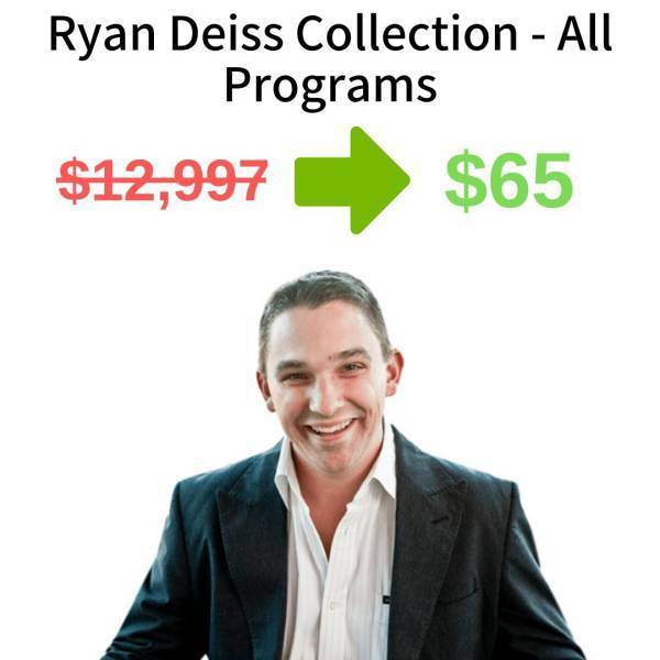 Ryan Deiss Collection - All Programs FREE DOWNLOAD