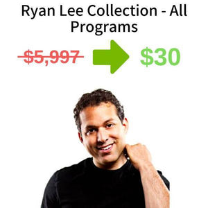 Ryan Lee Collection - All Programs FREE DOWNLOAD