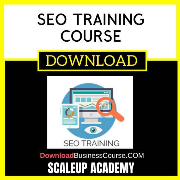 Scaleup Academy Seo Training Course FREE DOWNLOAD