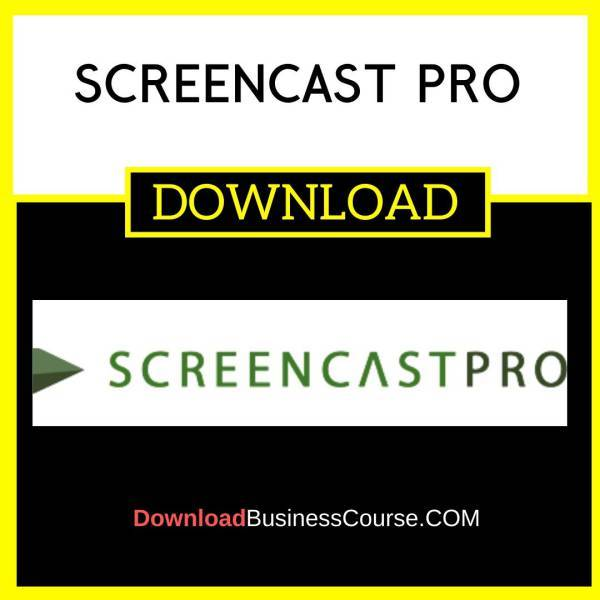 Screencast Pro FREE DOWNLOAD