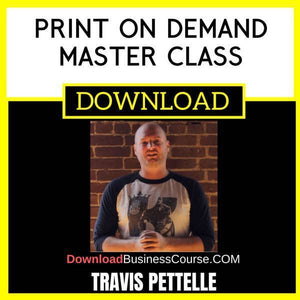 Travis Petelle Ecom Revolutions FREE DOWNLOAD