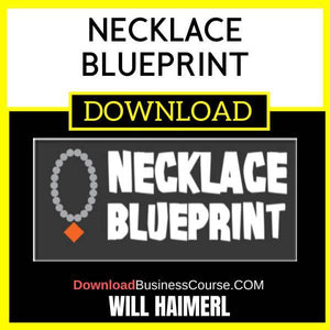 Will Haimerl Necklace Blueprint FREE DOWNLOAD
