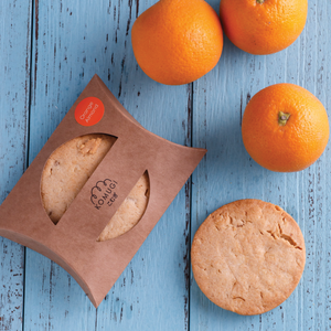 Orange Almond Cookie
