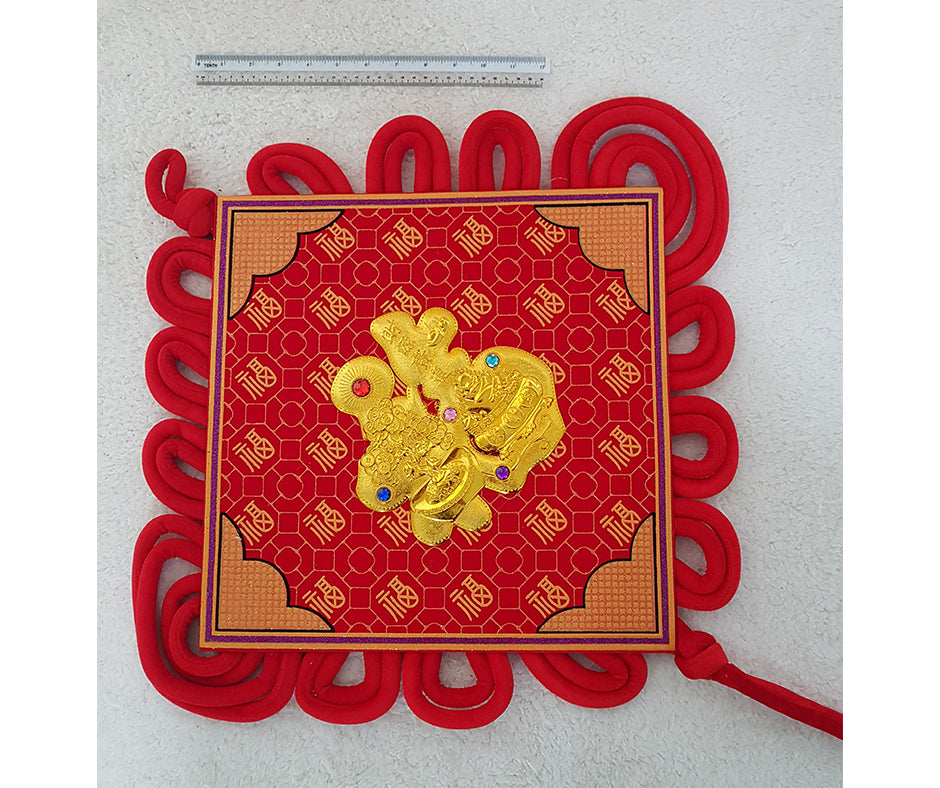 CNY 2021 HANGING DECO ITEMS / QQJ-1144