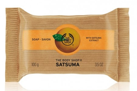 Strawberry & Satsuma Soap Gift Set | The Body Shop