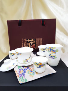 Chinese Tea Set 9