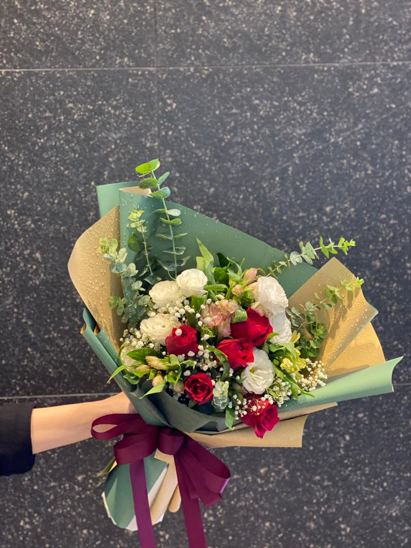 Red Roses | Bouquet